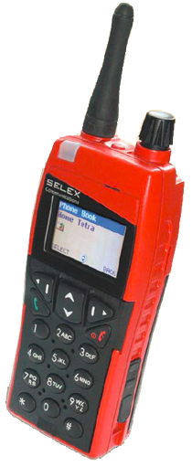 Selex ElettraSuite PUMA T3 Plus-Ex Two Way Radio FM IS Intrinsic Safety IECEX