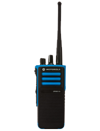 Motorola DP4800-MotoTrbo Two-Way-Radio Digicom-Wireless