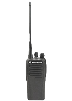 Motorola DEP450 Digital Two-Way Radio (DMR)