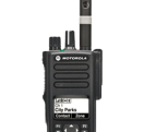 Motorola DP4600 MotoTrbo Digital Two-Way Radio (DMR)