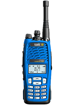 Tait-TP9461-Intrinsically-Safe-DMR-Portable-Radio