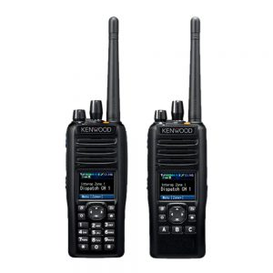 Kenwood NX5200 NX5300 Two Way Radio
