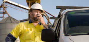 What can a two-way radio do better than my mobile phone?