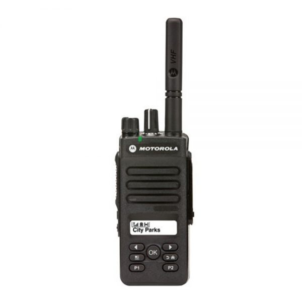 Motorola DP2600e Two-Way Radio