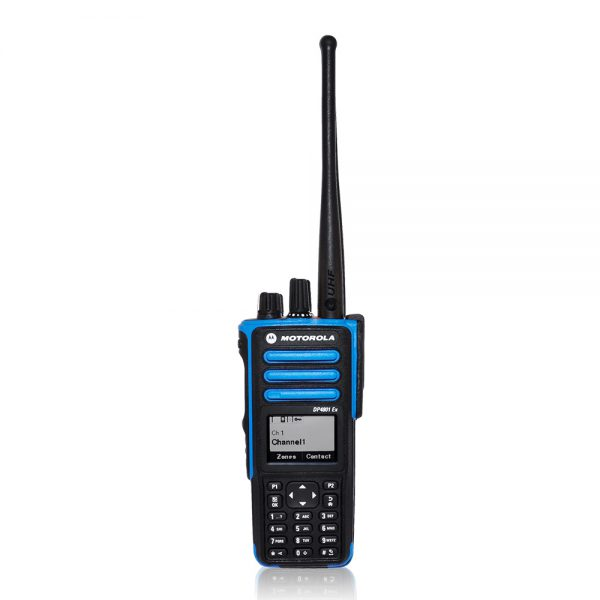 Motorola DP4801 EX Two-Way Radio