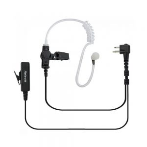 Two Way Radio Acoustic Tube Earpiece