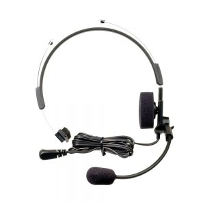 Two-Way Radio Headset
