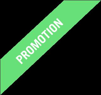 promo ribbon