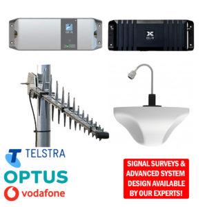 Cel-Fi Business Cellular Coverage Repeater (Celfi for Telstra, Optus, Vodafone)